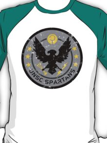 Spartan Patch T-Shirt