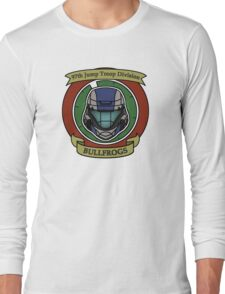 The Bullfrogs Insignia Long Sleeve T-Shirt