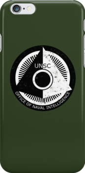 Halo Office of Naval Intelligence U.N.S.C. Logo by Adho1982