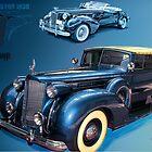 Packard Motor Car Company by Mike Pesseackey (crimsontideguy)