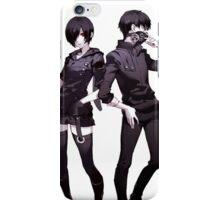 Anime: TOKYO GHOUL - Kaneki & Touka iPhone Case/Skin