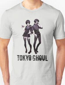 Anime: TOKYO GHOUL - Kaneki & Touka T-Shirt