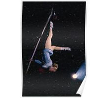 Russian Gymnast Poster