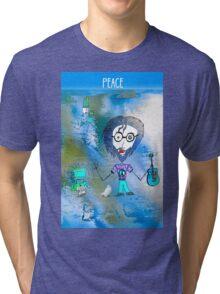 Peace on the Horizon Tri-blend T-Shirt