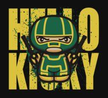 Hello Kicky by davidj8580