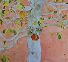 Brian's Apple Tree by avalyn