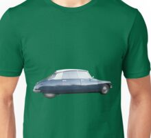 CITROEN DS vintage Greenery Unisex T-Shirt