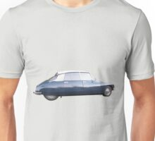 CITROEN DS vintage Pale Dogwood Unisex T-Shirt
