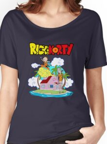 Rick and Morty Holidays Women's Relaxed Fit T-Shirt