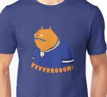 Glottis - Vvvvrrooom! Unisex T-Shirt