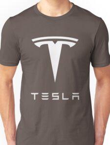 tesla the electric Unisex T-Shirt