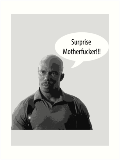 Surprise Motherfucker by BrechtCav