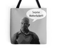 Surprise Motherfucker Tote Bag