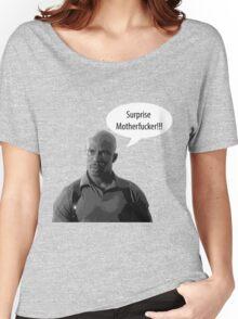 Surprise Motherfucker Women's Relaxed Fit T-Shirt
