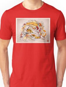 Koi Evolved Unisex T-Shirt