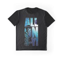 Allons-y! T-shirt Graphic T-Shirt