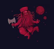 Red Dwarf by artbycaf