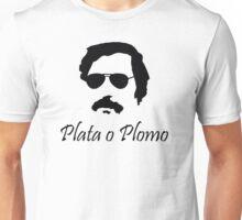 Narcos - Pablo Escobar : Plata o plomo Unisex T-Shirt