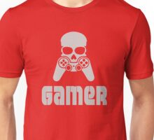 Gamer - Programmer - Angry Gamer - Blogger Game Unisex T-Shirt