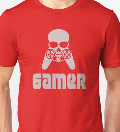 Gamer - Programmer - Angry Gamer - Blogger Game Unisex T-Shirt