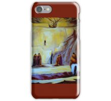 Coming To Meet iPhone Case/Skin