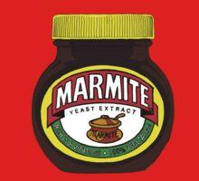 Marmite One Piece - Short Sleeve