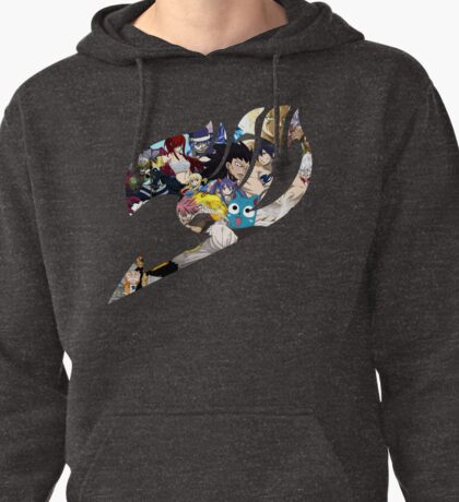 Fairy tail logo Pullover Hoodie