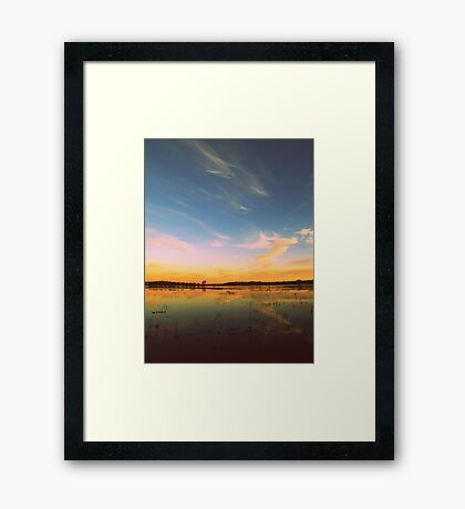 Maybe I'm a Fool Framed Print