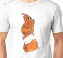 Guinea Pigs & Blueberries Unisex T-Shirt
