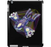 PolygonArt: Primal Kyogre (Pokemon Alpha Sapphire) iPad Case/Skin