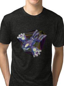 PolygonArt: Primal Kyogre (Pokemon Alpha Sapphire) Tri-blend T-Shirt
