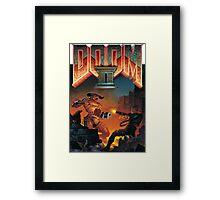 Doom II Hell On Earth PC 1994 FPS  Framed Print