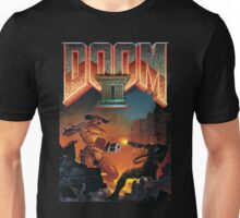 Doom II Hell On Earth PC 1994 FPS  Unisex T-Shirt