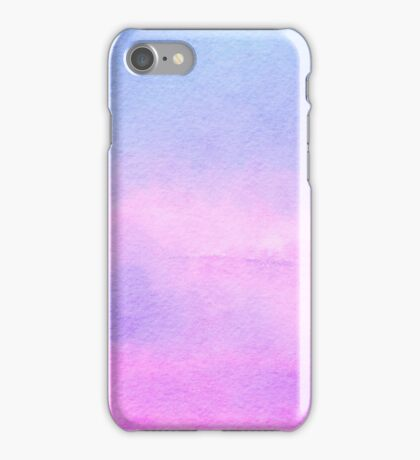 Night Sky - Sunset iPhone Case/Skin
