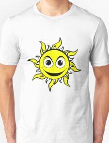 Sun Smiley Unisex T-Shirt