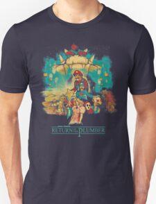 Return of the Plumber Unisex T-Shirt