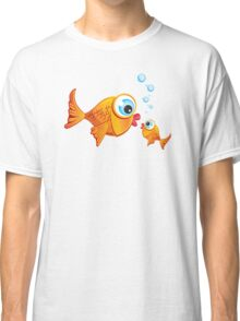 Critterz - Fish :: Olive & Pickles Classic T-Shirt