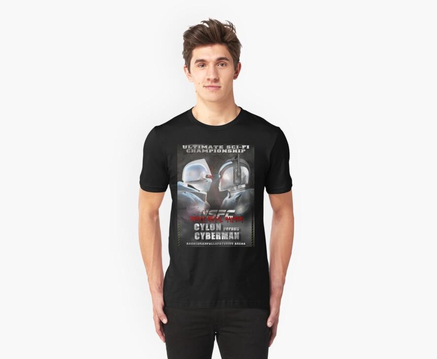 USFC - t-shirt by thunderossa
