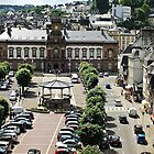 The french Town of Morlaix by mrcoradour