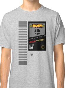 Nes Cartridge: Super Smash Bros Classic T-Shirt