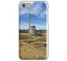 Te Maika telephone iPhone Case/Skin
