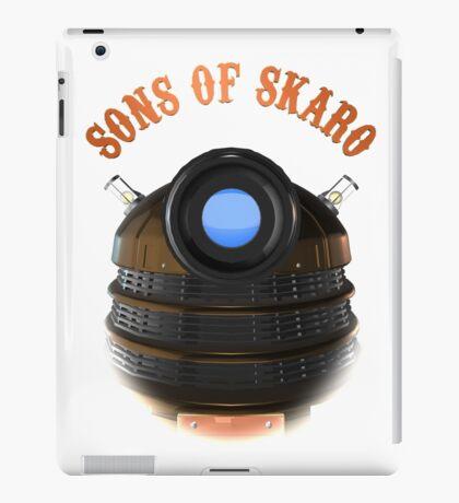 Sons of Skaro iPad Case/Skin