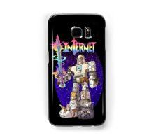 Internet Cat Warrior Samsung Galaxy Case/Skin