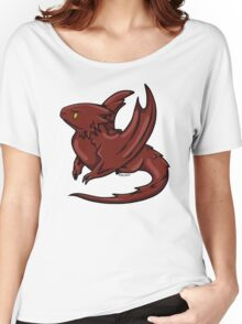 Chibi Smaug - Graphic  Women's Relaxed Fit T-Shirt