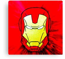 Stark Impression Canvas Print