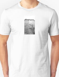 waiting for her locks to fall Unisex T-Shirt