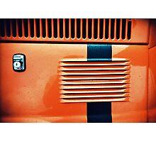 Fiat cinquecento Photographic Print