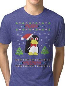 Merry Smegmas Tri-blend T-Shirt