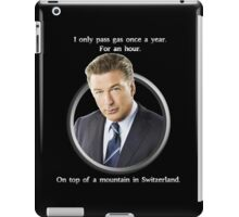 Jack Donaghy iPad Case/Skin