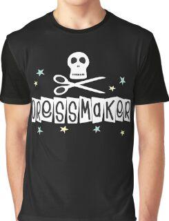 Crafty Kitsch - Dressmaker (white text) Graphic T-Shirt
